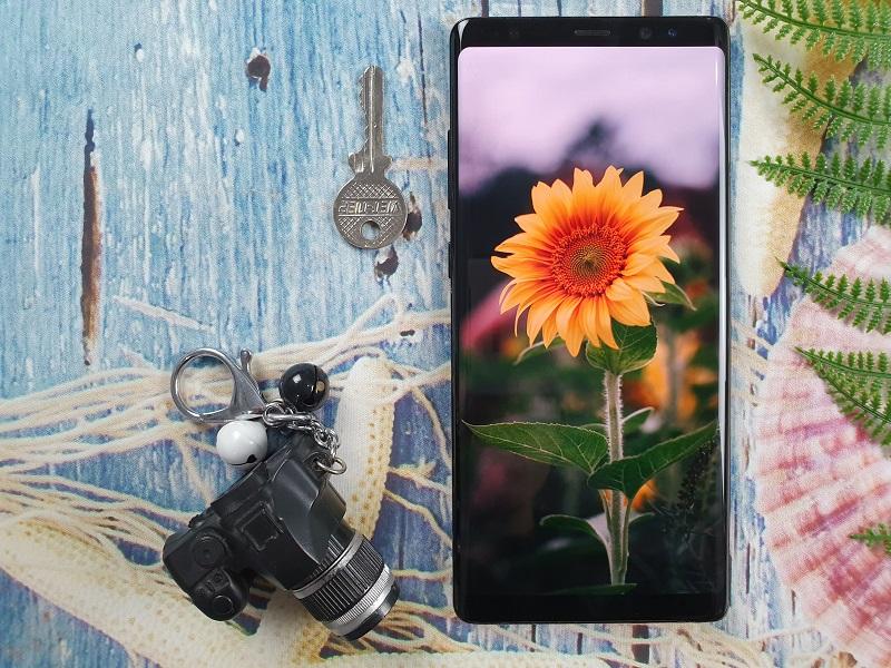 """Khám phá """"siêu phẩm"""" Galaxy Note 8"""