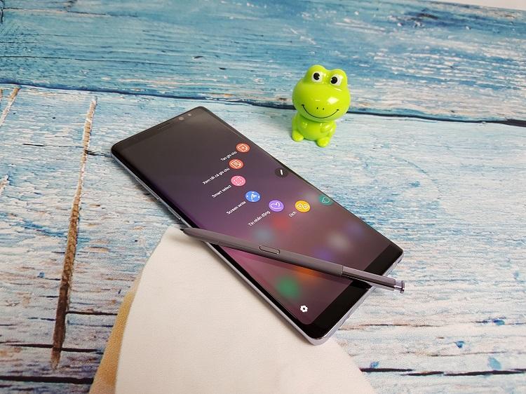 Note 8 Hàn Fullbox giá chỉ 8590k -  Liệu có đáng để mua ???