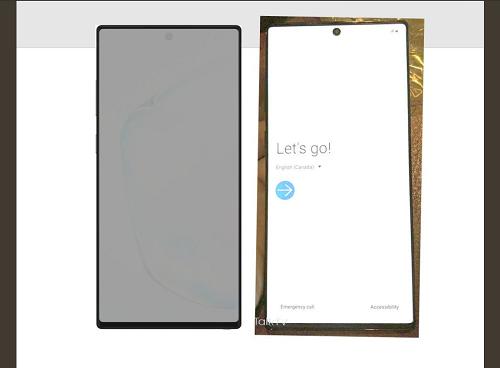 Galaxy Note 10: Rò rỉ thiết kế, thông số kĩ thuật và các tin đồn khác