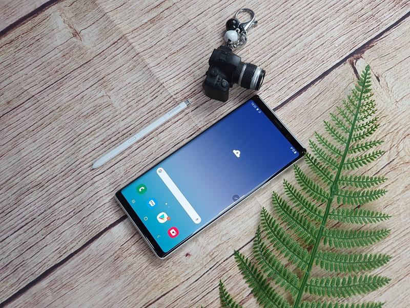 Galaxy Note 9: Không chỉ là chiếc điện thoại thông minh