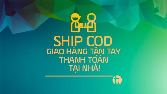 Hướng dẫn mua hàng cho khách ở xa - ship COD