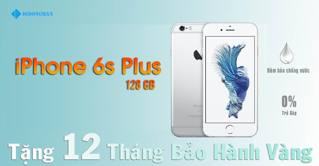 iPhone 6S Plus  Quốc Tế 128GB