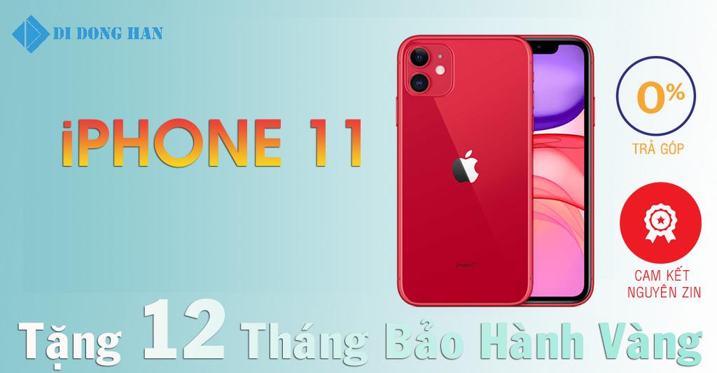 iPhone 11 Quốc Tế 64Gb