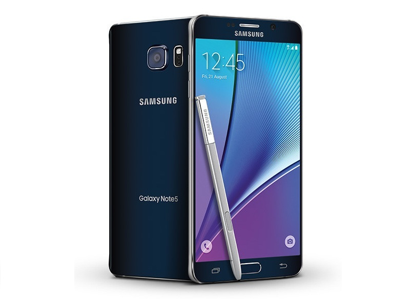 Galaxy Note 5 2 sim - Like New 99%