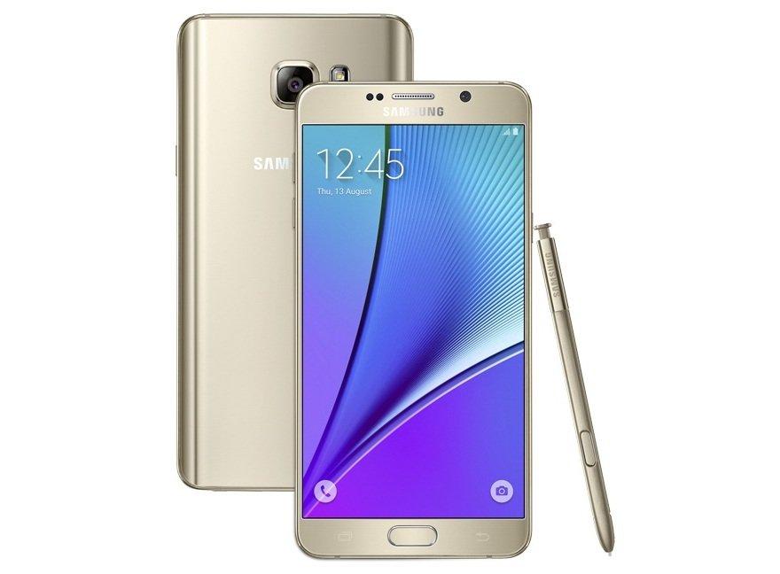 Galaxy Note 5 Mỹ