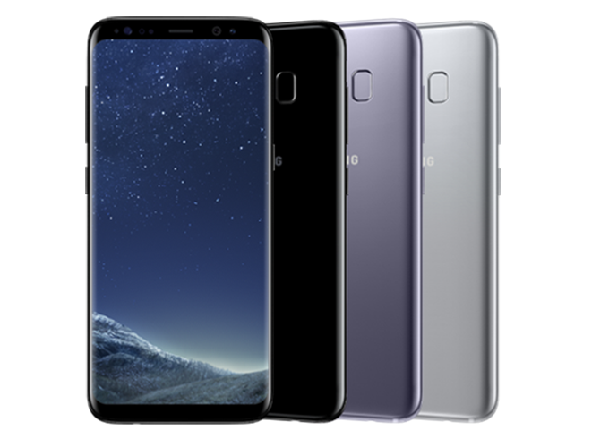 Galaxy S8 plus 2 sim (QT mới 100% nguyên hộp)