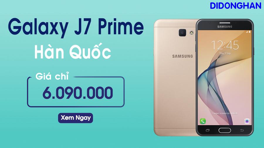 Samsung Galaxy J7 Prime Xách Tay Hàn Quốc