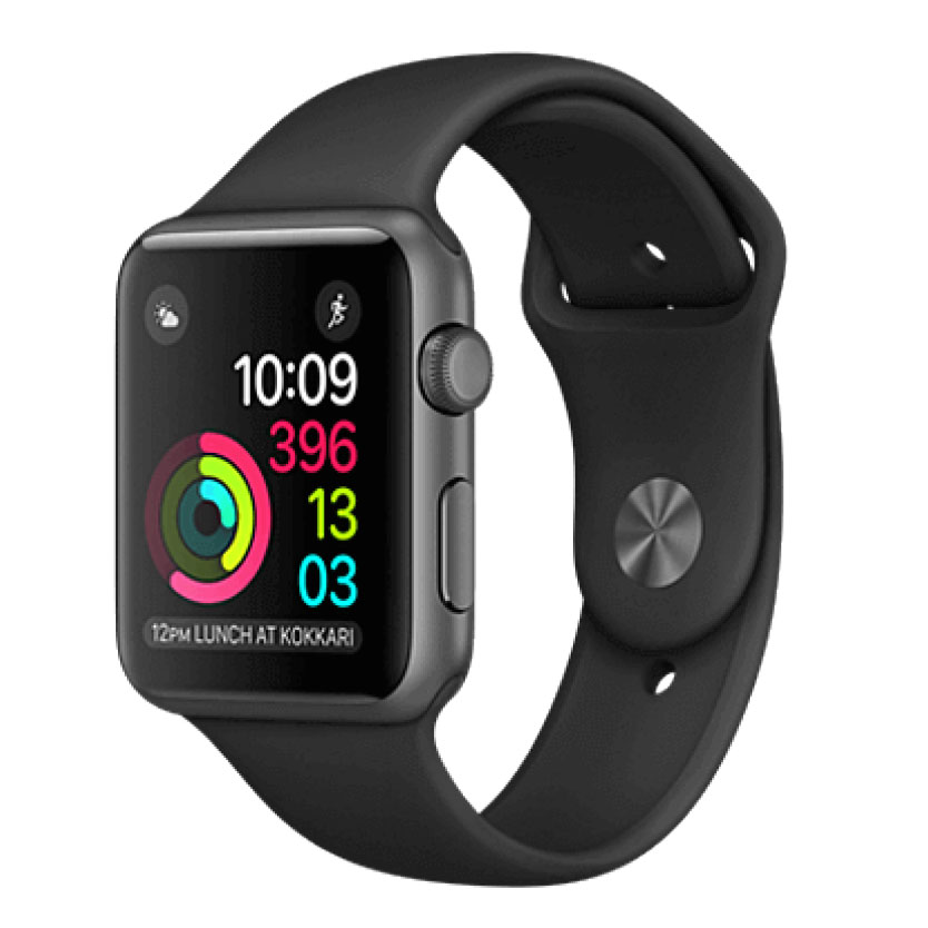 Apple Watch S2 42mm Thép