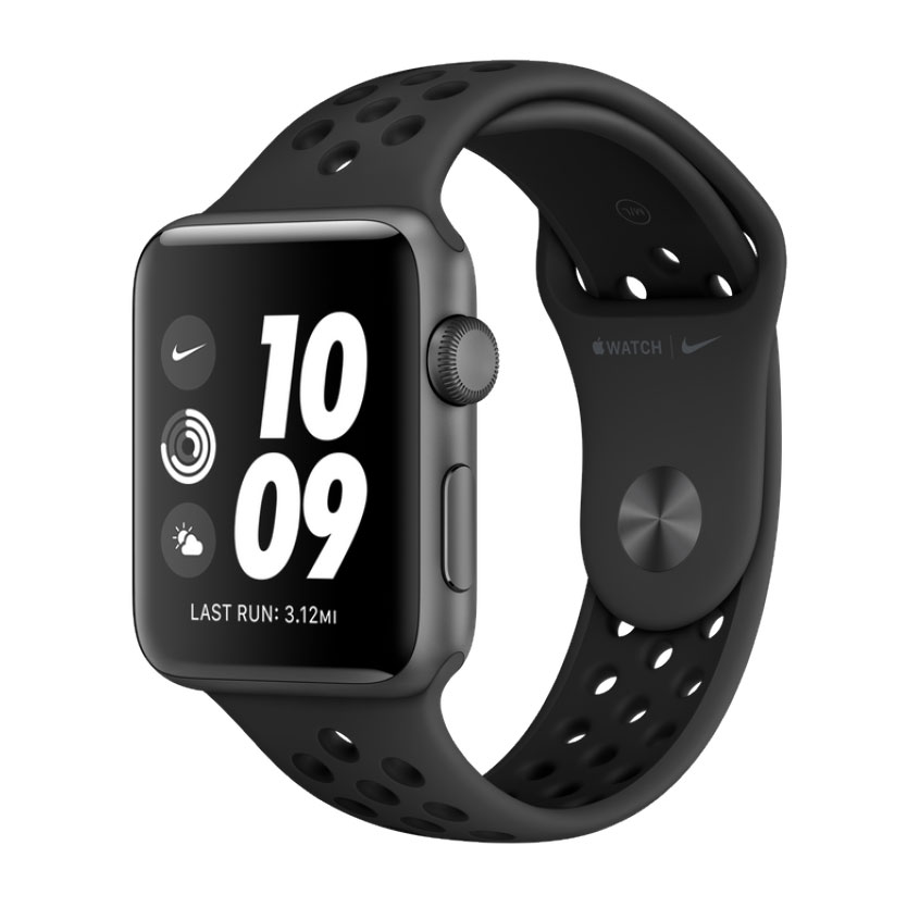 Apple Watch S2 Nike Spost 42mm Nhôm