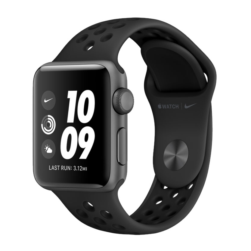 Apple Watch Series 3 Nike Spost 38mm Nhôm GPS