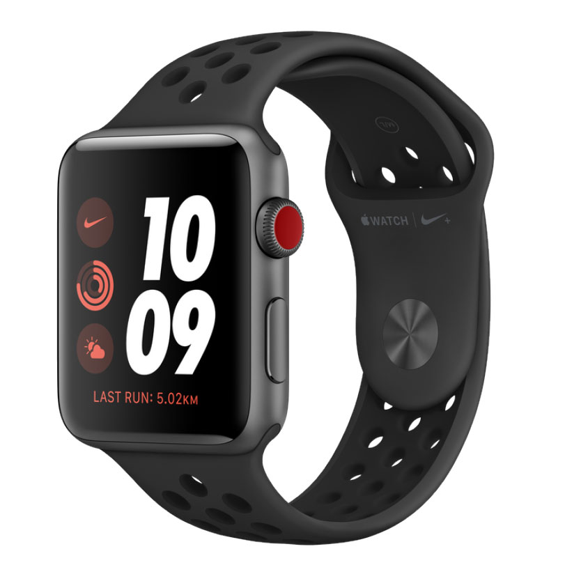 Apple Watch Series 3 Nike Spost 42mm Nhôm GPS + LTE