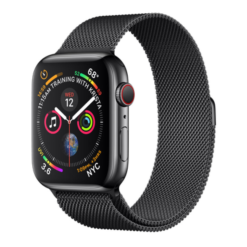 Apple Watch Series 4 44mm Nhôm GPS + LTE