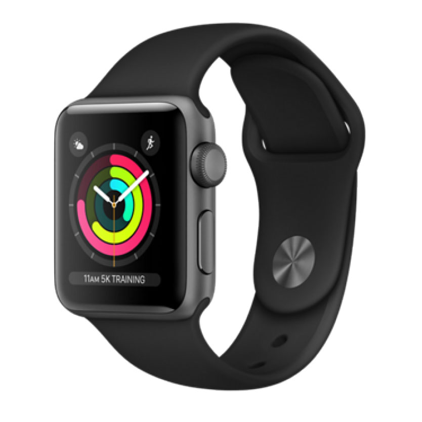 Apple Watch Series 1  42mm Thép